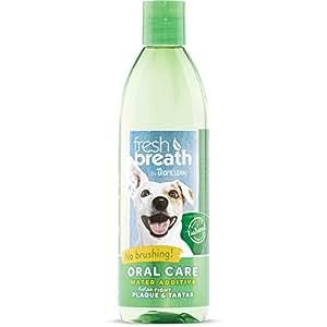Tropiclean Fresh Breath Water Additive, 473 ml