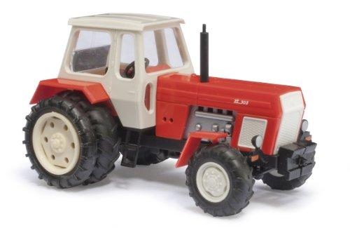 Preisvergleich Produktbild Busch 42829 - Traktor Fortschritt ZT 303 mit Zwillingsreifen, farblich sortiert