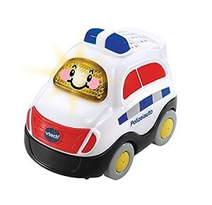 VTech Tut Tut Baby Flitzer 80-509204 vehículo de Juguete - Vehículos de Juguete (Negro, Rojo, Blanco, Coche, De plástico, 1 año(s), 5 año(s), Niño/niña)