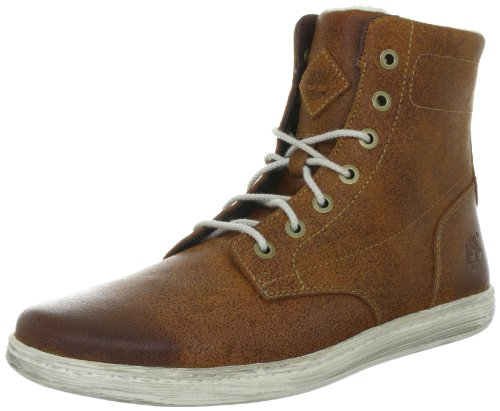 Timberland Ekhokstprem Wlbot, Baskets mode homme Marron (Light Brown)
