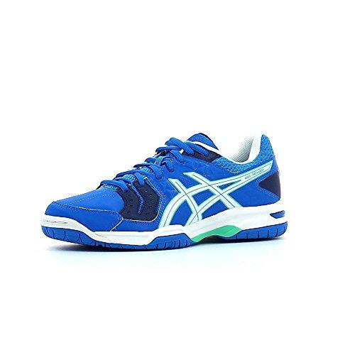 Femme Bleu De 8tf8p Asics Chaussures Squad Handball Gel d55On7WR
