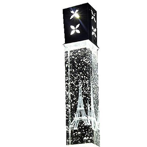 DMMSS Kristall Tasten Rechteckige Wand Led Lichtwand Leichte Mode Crystal