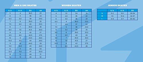 K2 Damen Inline Skate Alexis 80, mehrfarbig, 9, 30A0104.1.1.090 -