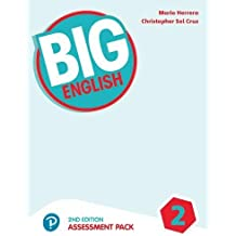 Big English AmE 2nd Edition 2 Assessment Book & Audio CD Pack