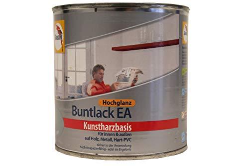 Glasurit Buntlack EA Hochglanz Kunstharzbasis 375ml (Wüstensand)