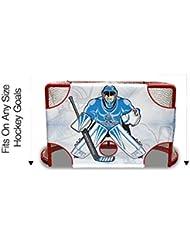 Hockey Revolution Goal Target Sharp Shooting Heavy Duty Training Aid - MY GOALIE TARGET