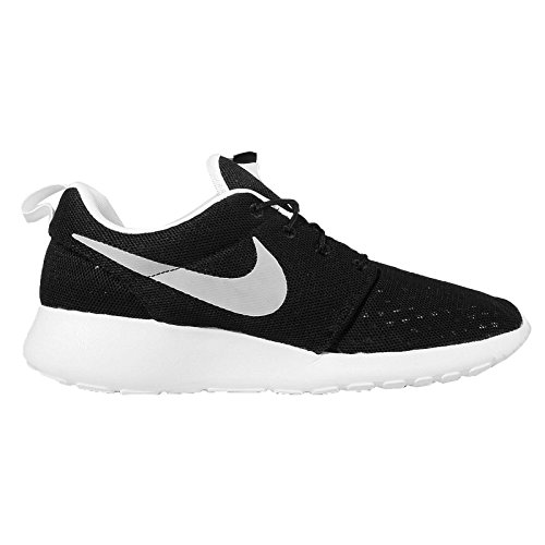 Nike Herren Roshe One BR Sneaker, Weiß-Weiß, 40.5 EU Weiß (Weiß (black/white))