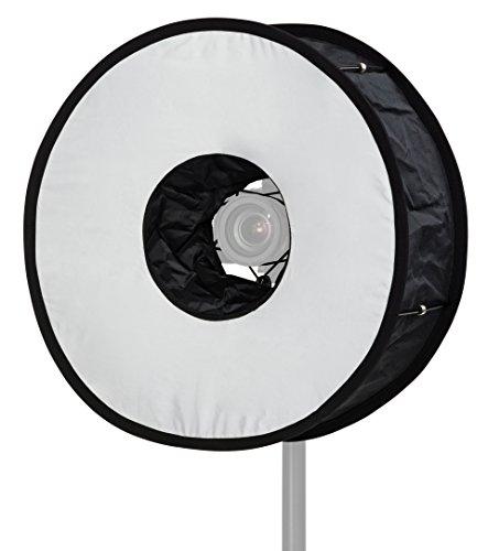 Dörr Iris Blitz-Diffusor für System/Aufsteckblitz (45 cm) schwarz