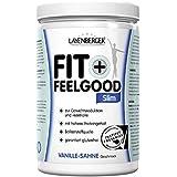 Layenberger Fit+Feelgood Slim Mahlzeitersatz Vanille-Sahne, 1er Pack (1 x 430g)
