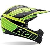 Bell Helmets Casco Adulto, color Crusade Verde, talla XXL
