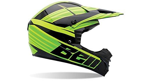 Bell Helmets Casco Adulto, color Crusade Verde, talla XL