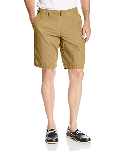 Columbia Herren Washed Out kurz-Washed Out Tee-Herren, Herren, Washed Out Homme Gr. 32W x 8L, Crouton