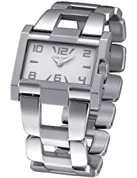 TIME FORCE TF4033L02M RELOJ SEÑORA ACERO SUMERGIBLE 50M