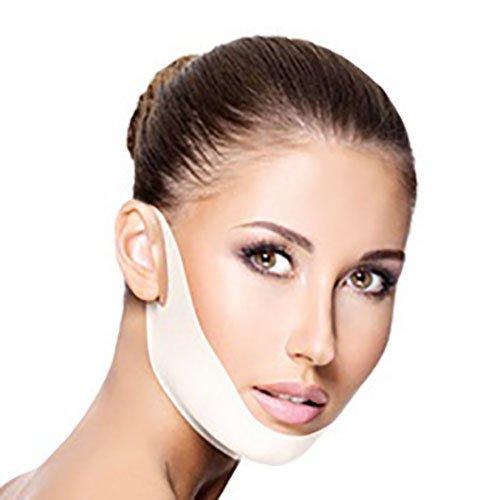 Masque pour menton ligne V