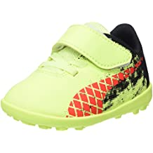 Puma Future 18.4 TT V Inf, Zapatos de Futsal Unisex para Niños