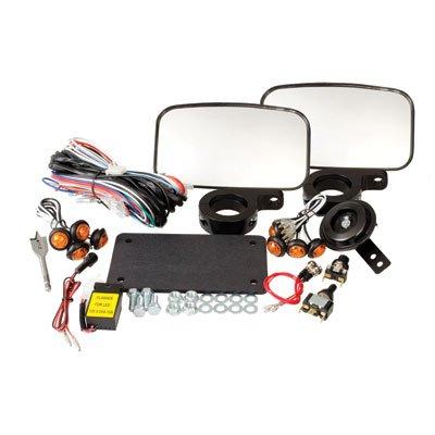 Tusk 1485130003 Utv Horn & Signal Kit - With Mirrors