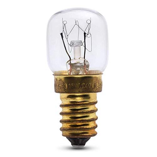 Backofen, Mikrowelle Birne/Lampe 25W E14 300c:, gebraucht gebraucht kaufen  Wird an jeden Ort in Deutschland