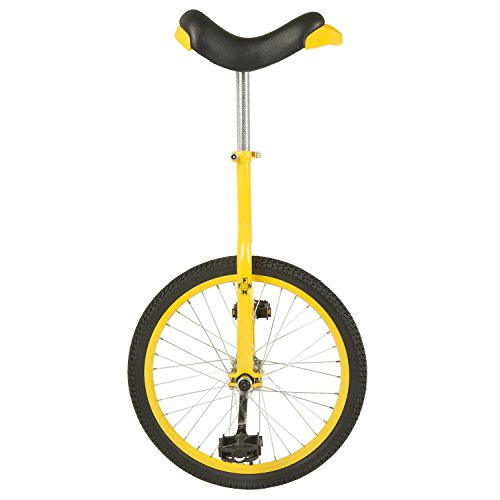 "659323 Monocycle 50,8 cm 20"" Jaune"