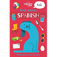 First Words - Spanish 1 [AU/UK] (Lonely Planet Kids)