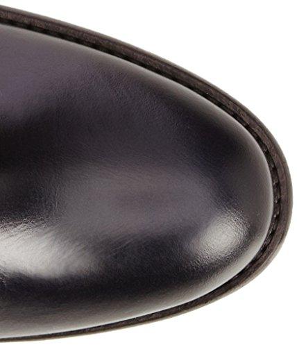 Gabor Brook Med, Stivali donna Black (Blue Leather)
