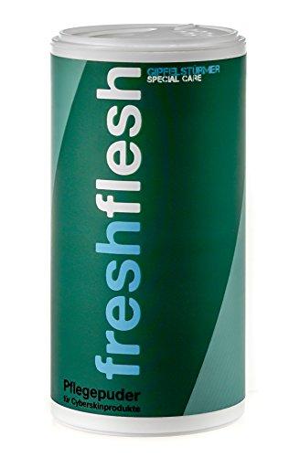 Gipfelstürmer Fresh Flesh Renewing Powder, für deine Fleshlight, 70 prozent mehr Inhalt, 1er Pack (1 x 200 ml) Test