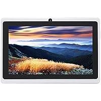 Uonlytech 7 Zoll 8 GB Touchscreen Tablet PC Android Quad-Core-Dual-Kameras unterstützt Wifi und Bluetooth (Whtie) preisvergleich bei billige-tabletten.eu
