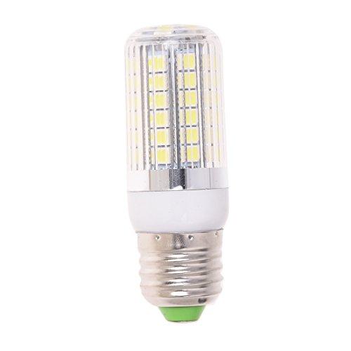 SODIAL(R) Bombilla Lampara E27 48 LED 5050 SMD Luz Blanco Foco 6W...