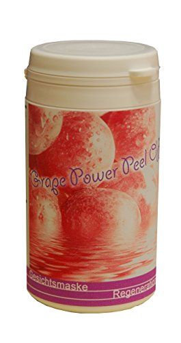 Grape Power Peel Off Maske 4 x 25g (Power Peel)