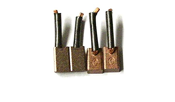 balais de charbon GOMES compatible demarreur Denso 7x16x16