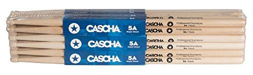 Cascha HH 2039 Bacchette Professionali 5A Grande, 12 Pezzi
