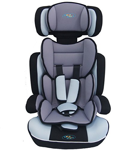 Bebe Style Convertiblle 1/2/3 Combination Car Seat and Booster Seat – Blue