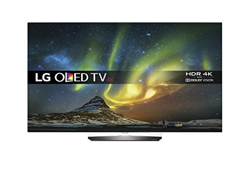LG OLED55B6V 55 inch 4K Ultra HD OLED Flat Smart TV webOS (2016 Model) - Black