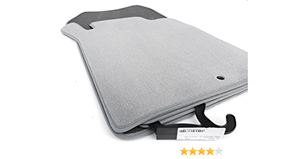 Kh Teile Fußmatten W210 S210 Velours Automatten Original Qualität Autoteppich 4 Teilig Grau Auto