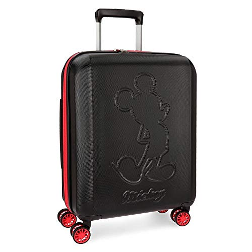 Mickey Colored Rigid Cabin Trolley