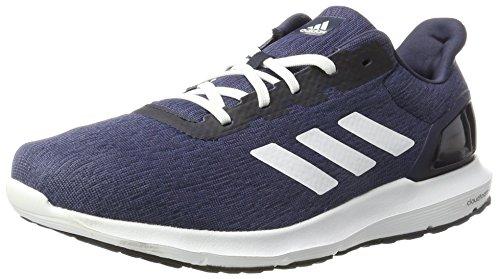 adidas Herren Cosmic 2 m Laufschuhe, Mehrfarbig (Legend Ink F17/Ftwr White/Trace Blue F17), 45 1/3 EU