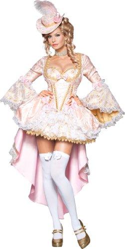 Incharacter Sexy Intrigantin von Versailles Kostüm - M -