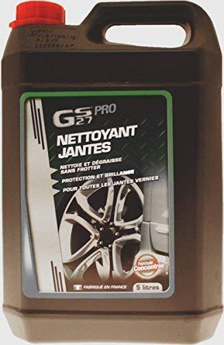Nettoyant jantes concentré 5L GS27 PRO PR330141