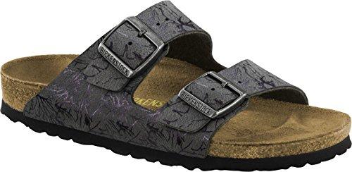 BIRKENSTOCK ARIZONA scarpe sandali ciabatte zoccoli plantare anatomico OLIVE/VIOLET