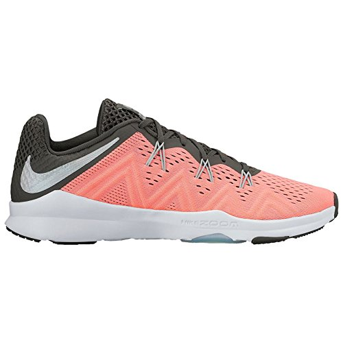 Nike - Pantaloncini Da Uomo 9 Sw Noir / Rouge Sport / Réfléchissant Silv