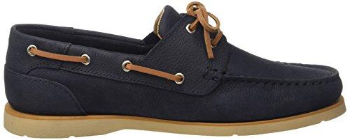 Lumberjack Apollo, Mocassins Homme Bleu (Cc001 Navy Blue)