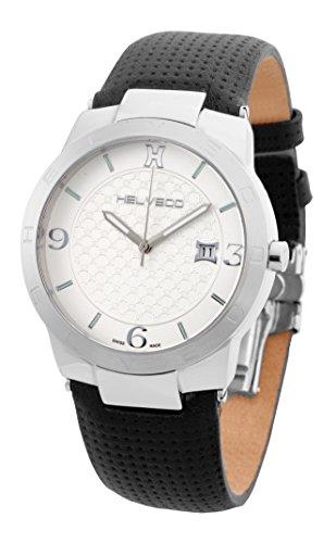 Helveco H02641AA - Reloj, correa de goma color negro