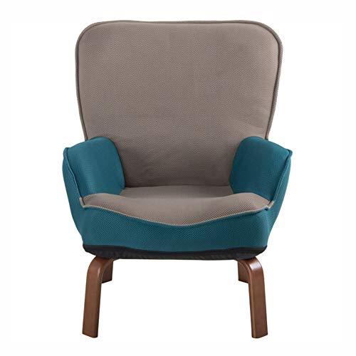 Sitzsäcke Kleines Baby Kinder Sofa Stuhl Recliner gepolsterte Rückenlehne, Mini Little Recliner für Baby Kleinkind Jungen Mädchen Kinder (Farbe : Light Coffee Color) (Kleinkind-mädchen-recliner-stuhl)