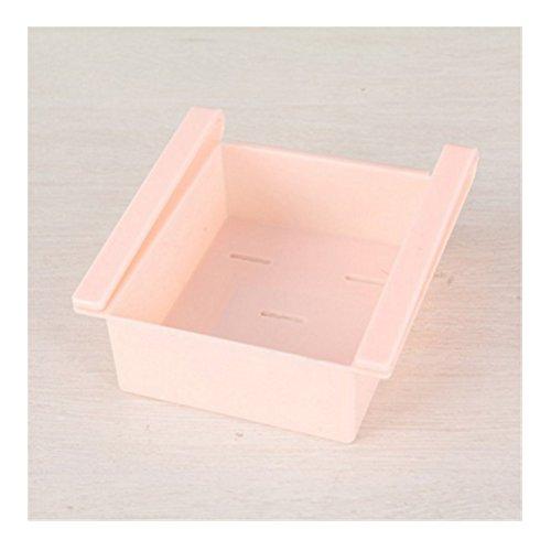 Aufbewahrungsregal/-schublade, für den Kühlschrank, Gefrierschrank, platzsparend