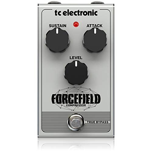 TC Electronic Forcefield Compressor, pedale limitatore