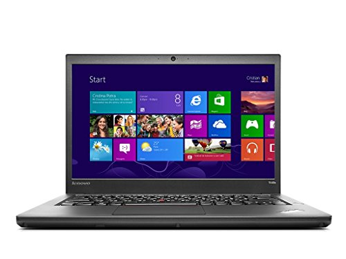 "Lenovo ThinkPad T440s i7 Premium Business-Notebook - 240GB SSD, Intel Dual Core i7 Prozessor, 12 GB RAM, 14"" Zoll 1920x1080 Full-HD Multitouch Display, Windows 10 Pro"