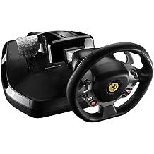 Ferrari Vibration Gt Cockpit 458 Italia Edition - Volant Thrustmaster pour Pc/Xbox 360
