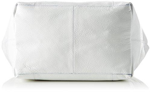 Tosca Blu Azzurra, sac à main Weiß (White)