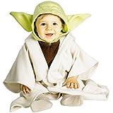 Rubie 's oficial Disney Star Wars Yoda–infantil del bebé del niño