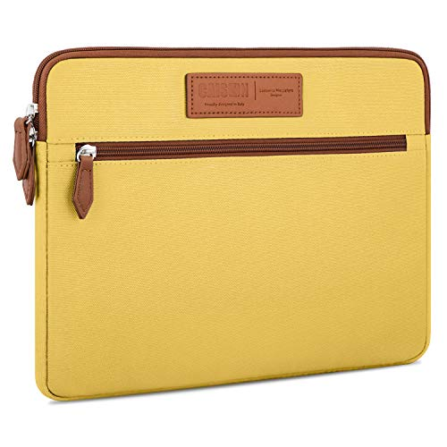 CAISON Laptop Hülle Tasche Sleeve für 12 Zoll MacBook Kompatibel mit 10.1 Inch ASUS Transformer Mini T102 C101 Chrombook