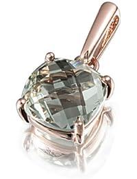Goldmaid - Fa A5422RG - Pendentif Femme - Or rose 375/1000 (9 Cts) 0.9 Gr - Améthyste